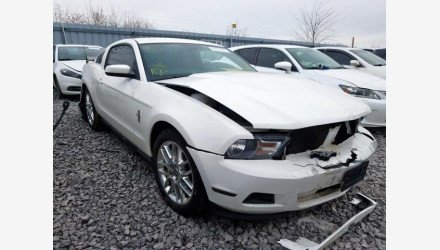 2012 Ford Mustang Coupe for sale 101306961