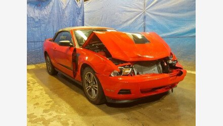 2012 Ford Mustang Convertible for sale 101307090