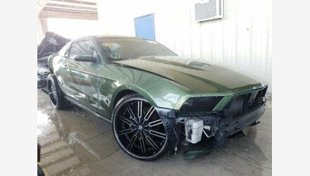 2012 Ford Mustang Coupe for sale 101318468