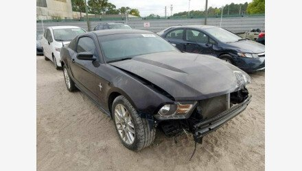2012 Ford Mustang Coupe for sale 101325590