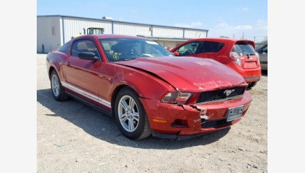 2012 Ford Mustang Coupe for sale 101328718