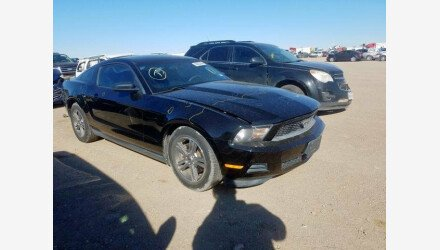 2012 Ford Mustang Coupe for sale 101329391
