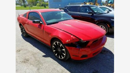 2012 Ford Mustang Coupe for sale 101329425