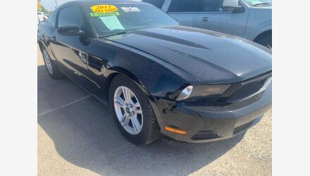 2012 Ford Mustang Coupe for sale 101344134