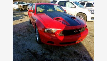 2012 Ford Mustang Coupe for sale 101345143