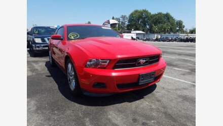 2012 Ford Mustang Coupe for sale 101346618