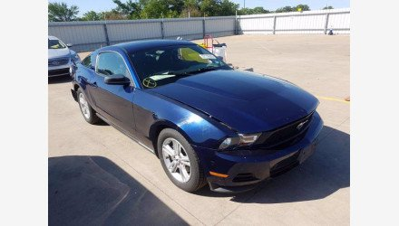 2012 Ford Mustang Coupe for sale 101346627