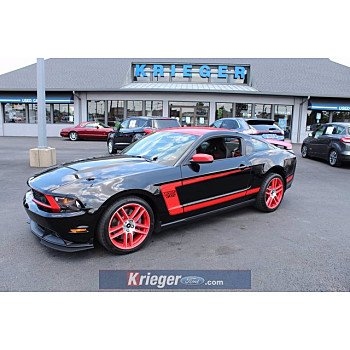 2012 Ford Mustang Boss 302 for sale 101351622