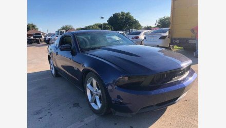 2012 Ford Mustang GT Coupe for sale 101359655