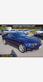 2012 Ford Mustang for sale 101360065