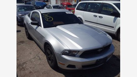 2012 Ford Mustang Coupe for sale 101360234