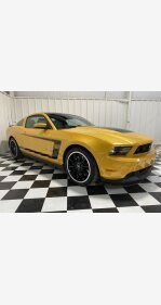 2012 Ford Mustang Boss 302 for sale 101360351