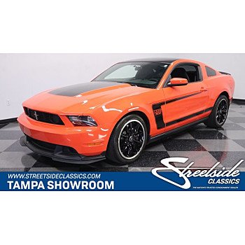 2012 Ford Mustang Boss 302 for sale 101363365