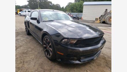 2012 Ford Mustang Coupe for sale 101376328