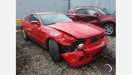 2012 Ford Mustang Coupe for sale 101393704
