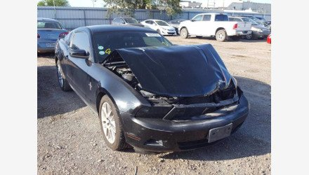 2012 Ford Mustang Coupe for sale 101395045