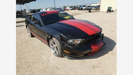 2012 Ford Mustang Coupe for sale 101395055
