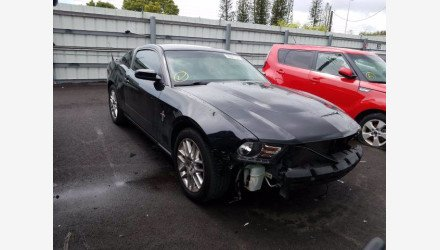2012 Ford Mustang Coupe for sale 101395108