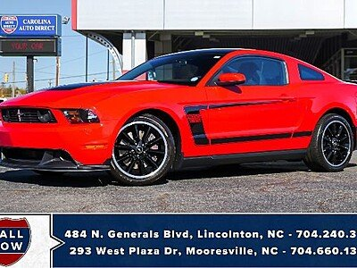 2012 Ford Mustang for sale 101401674