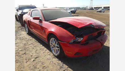 2012 Ford Mustang Coupe for sale 101406798