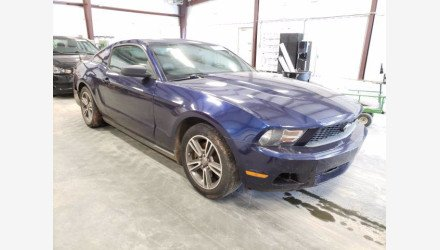 2012 Ford Mustang Coupe for sale 101407814