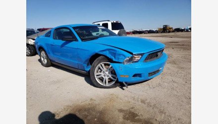 2012 Ford Mustang Coupe for sale 101407831