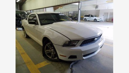2012 Ford Mustang Coupe for sale 101407841
