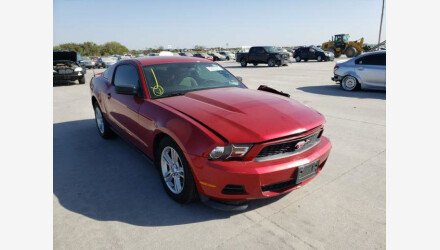 2012 Ford Mustang Coupe for sale 101408254