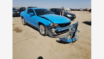 2012 Ford Mustang Coupe for sale 101409815