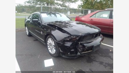2012 Ford Mustang Coupe for sale 101409986