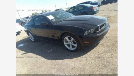 2012 Ford Mustang GT Coupe for sale 101409991