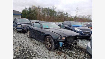2012 Ford Mustang Coupe for sale 101411291