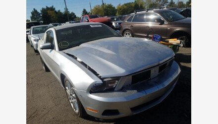 2012 Ford Mustang Coupe for sale 101411305