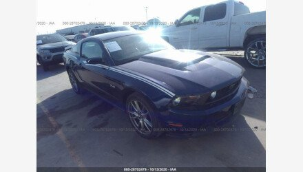 2012 Ford Mustang GT Coupe for sale 101411373
