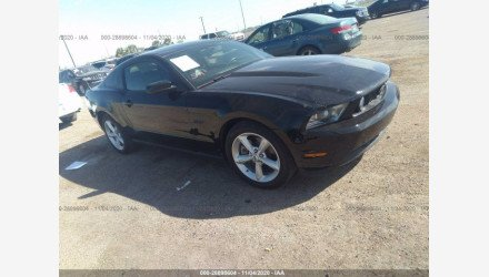 2012 Ford Mustang GT Coupe for sale 101416344