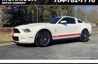 2012 Ford Mustang Shelby GT500 Coupe for sale 101419245