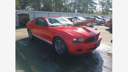 2012 Ford Mustang Coupe for sale 101434214