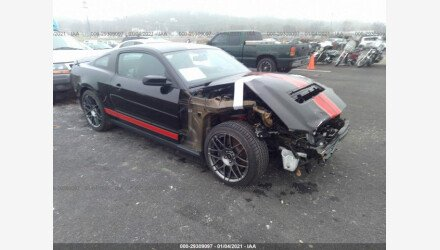 2012 Ford Mustang Shelby GT500 Coupe for sale 101436984