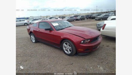 2012 Ford Mustang Coupe for sale 101439488