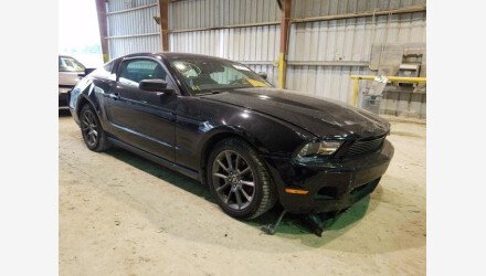 2012 Ford Mustang Coupe for sale 101442815