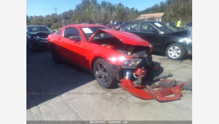 2012 Ford Mustang Coupe for sale 101452223