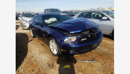 2012 Ford Mustang Coupe for sale 101457627