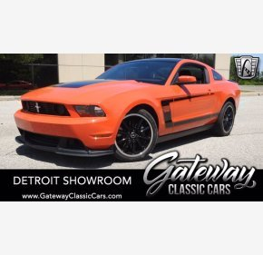 2012 Ford Mustang Boss 302 for sale 101458062