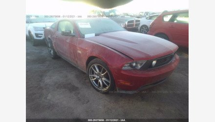 2012 Ford Mustang GT Coupe for sale 101458370