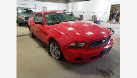 2012 Ford Mustang Coupe for sale 101458865
