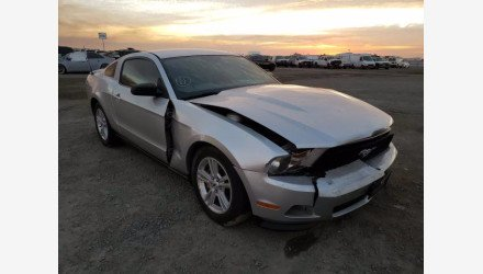 2012 Ford Mustang Coupe for sale 101460938