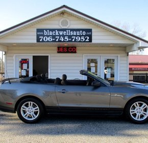 2012 Ford Mustang for sale 101461289