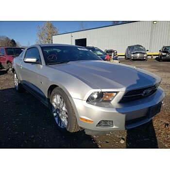 2012 Ford Mustang Coupe for sale 101480168