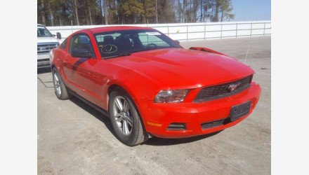 2012 Ford Mustang Coupe for sale 101487644