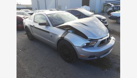 2012 Ford Mustang Coupe for sale 101489845